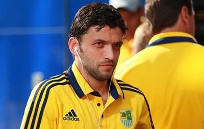 Полузащитник сборной Украины пробудет в Бразилии до Рождества