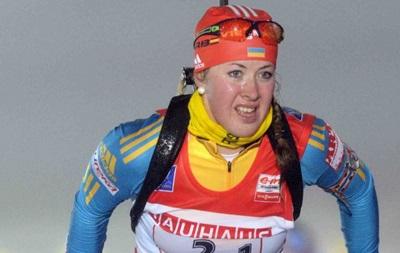 Биатлон: Украинки не дотянули до пьедестала на этапе Кубка мира в Хохфильцене