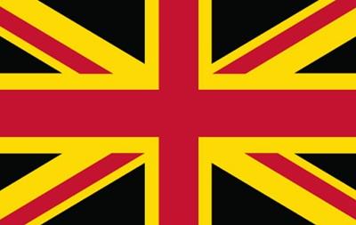 Юнион Джек : варианты без шотландской символики - Би-би-си