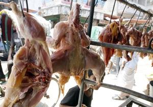 В Украине существенно снизились цены на мясо свинины и птицы
