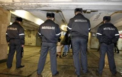 Белорусов, ехавших на Евромайдан в Киев, задержали под Минском