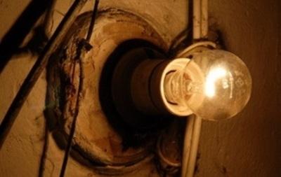 В Украине из-за непогоды без света остались 78 населенных пунктов