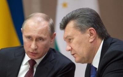 Янукович и Путин планируют провести встречу в Москве 17 декабря - источник