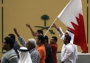 Оппозиция Бахрейна потребовала у США поддержки