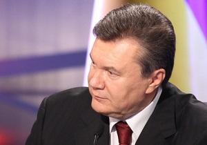 Янукович пообещал многодетному фермеру приехать в гости на  сало с луком