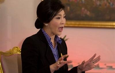 Премьер Таиланда предложила провести референдум для урегулирования ситуации в стране