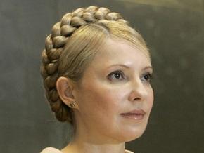 Тимошенко открыла самый большой путепровод в Украине