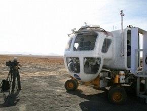 Луноход NASA завершил испытания