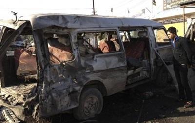 В результате теракта в Ираке погибли 39 человек, 123 ранены