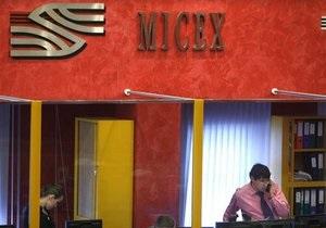Россия закрывает торговый день обвалом