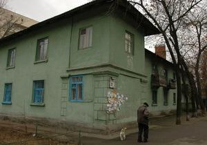 В бюджете Киева заложено 60 млн гривен на капремонт аварийных домов