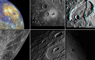Данные зонда NASA с Меркурия позволили сделать новые открытия