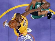 NBA Finals: Лейкерс сокращают разрыв