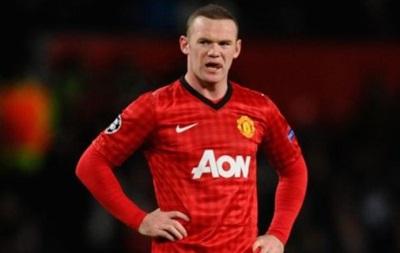 Руни отказался продлевать контракт с Манчестер Юнайтед