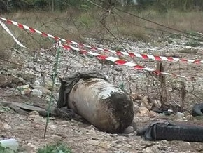 В Феодосии успешно уничтожили 1000-килограмовую авиабомбу