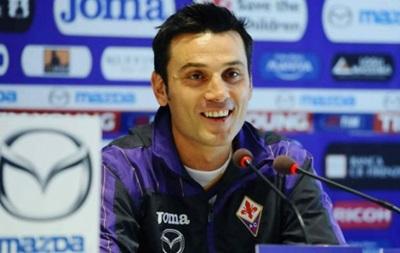Тренер Фиорентины: Я не верю в то, что Днепр не хочет завтра победить