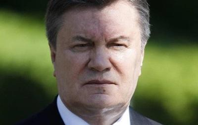 Пресса России: Янукович  топит себя