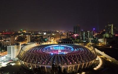 На Евромайдане покажут матч Динамо-Рапид