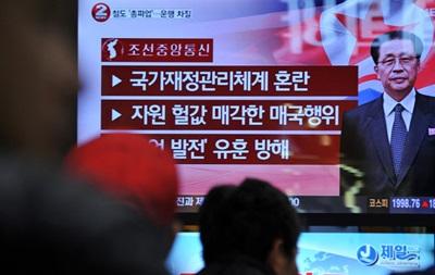 В Северной Корее казнили дядю Ким Чен Уна
