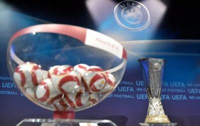 Все потенциальные соперники украинских команд в Лиге Европы