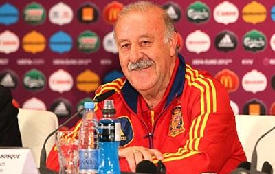 Тренер сборной Испании: Не хочу ввязываться в войну между Реалом и Барселоной