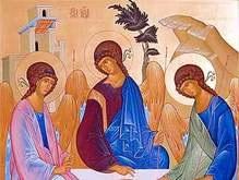 Сегодня православные христиане празднуют Святую Троицу