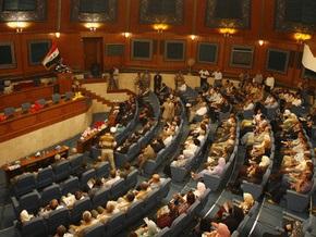 Ирак одобрил пребывание иностранных войск на своей территории в 2009 году