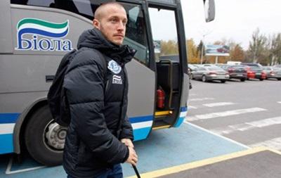 Футболисты Днепра ушли в месячный отпуск