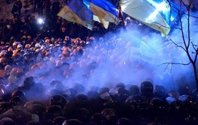 В милиции объяснили, почему штурмовали Майдан именно ночью
