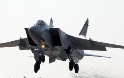 В Приморье потерпел крушение истребитель Минобороны РФ