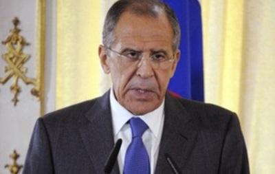 Москва намерена серьезно поговорить о ситуации в Киеве с партнерами из ЕС - глава МИД РФ