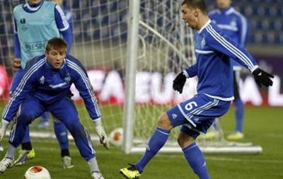 Букмекеры оценивают шансы Динамо на успех в Лиге Европы ниже, чем Днепра