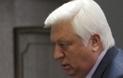 Пшонка назвал подозреваемых в силовом разгоне Евромайдана 30 ноября
