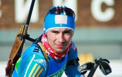Биатлон: Украинские мужчины не поддержали медальный успех девушек в спринте