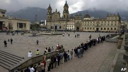 Колумбийские священники заказали свое  самоубийство