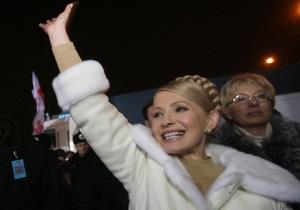 Тимошенко уже знает, кто победит на выборах: У меня нет плана Б