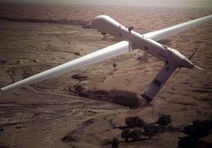 В США впервые беспилотник совершил взлет с авианосца