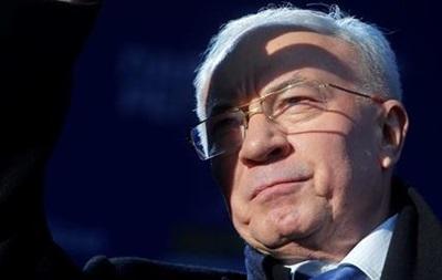 Азаров: Цена на газ может быть установлена на уровне среднеевропейских после встречи Януковича и Путина 17 декабря