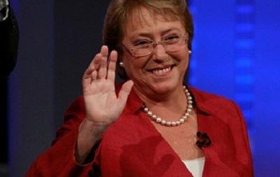 Президентом Чили снова стала женщина