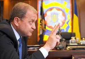 Могилев: Бизнес и милиция - это разные вещи