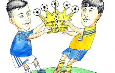 Ярмоленко и Коноплянка признаны лучшими игроками Украины в 2013 году