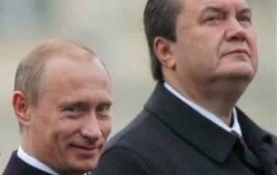 Янукович - Путин - Москва - встреча - Завтра в Москве соберется российско-украинская межгоскомиссия под председательством Путина и Януковича