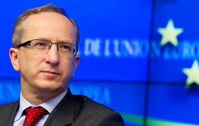 Посол ЕС - Украина - Россия - цена - газ - Посол ЕС обеспокоен переговорами Украины с РФ относительно цены на газ
