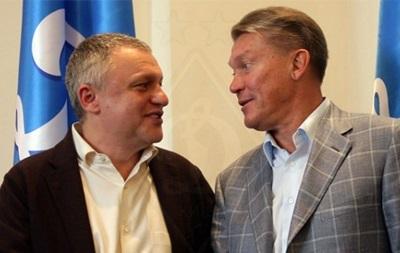Суркис оставил Блохина работать в Динамо до лета