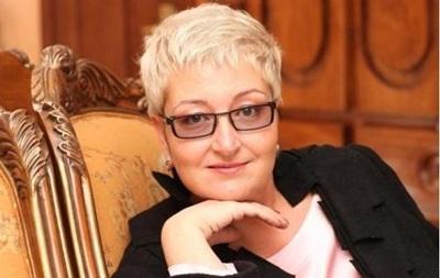 Устинова пишет роман о российской Госдуме