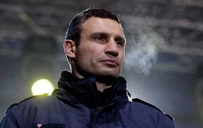 Кличко променял титул действующего чемпиона мира на политическую карьеру