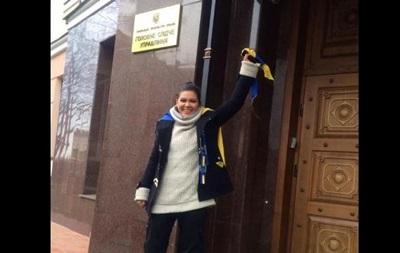 Певицу Руслану вызвали на допрос в ГПУ