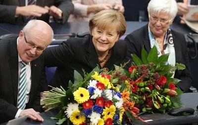Германия выбрала себе канцлера