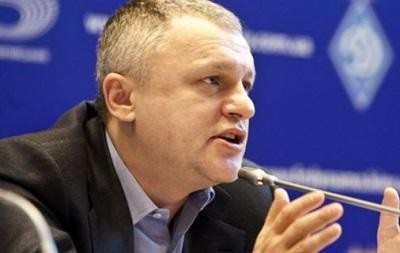 Суркис: Предлагал Блохину компенсацию и уйти на пенсию