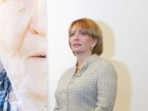 Жену Ющенко наградили Медалью Свободы за распространение правды о Голодоморе